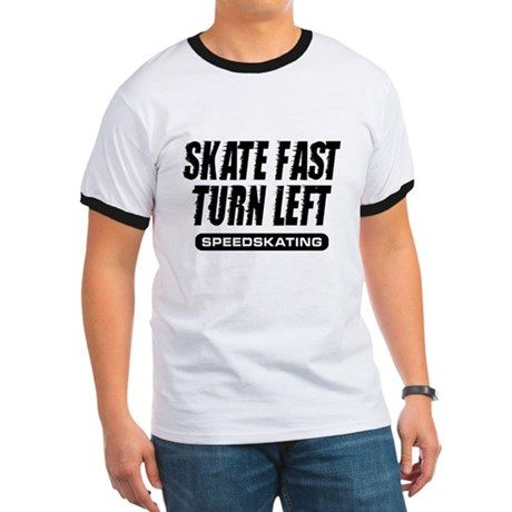 Turn Left Ringer T