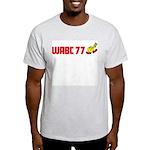WABC New York 1973 - Ash Grey T-Shirt