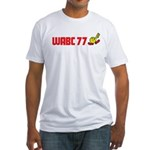 WABC New York 1973 - Fitted T-Shirt