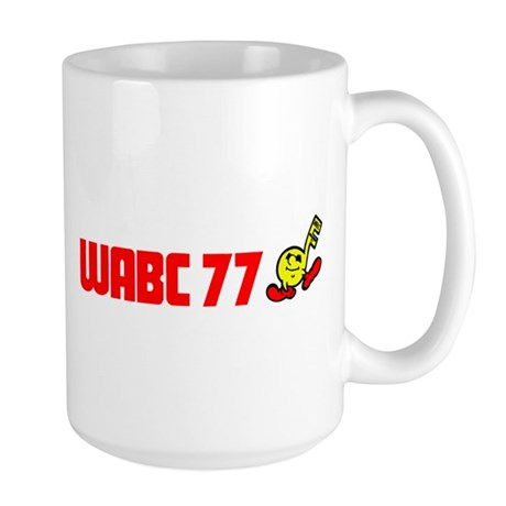 Wabc New York 1973 - Large Mug Mugs