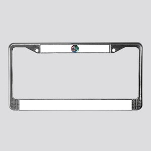 Jindal License Plate Frame