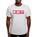 WABC New York 1980 - Ash Grey T-Shirt