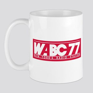 WABC New York 1980 -  Mug