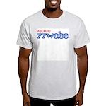 WABC New York 1976 - Ash Grey T-Shirt
