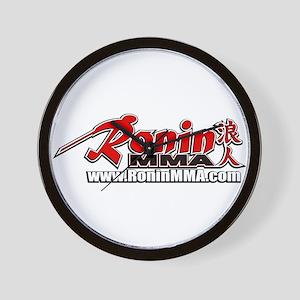 Ronin MMA Wall Clock