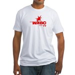 WABC New York 1961 -  Fitted T-Shirt