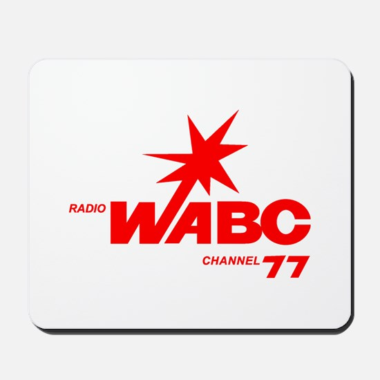 WABC New York 1961 -  Mousepad