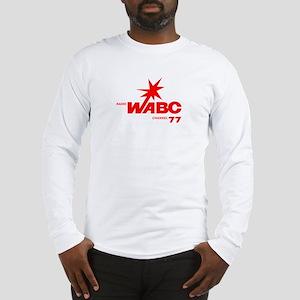 WABC New York 1961 -  Long Sleeve T-Shirt