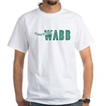 WABB Mobile 1962 - White T-Shirt
