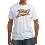 KTNQ Los Angeles 1976 -  Fitted T-Shirt