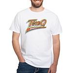 KTNQ Los Angeles 1976 - White T-Shirt