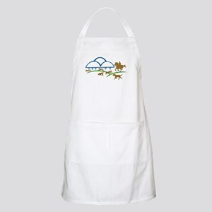 Cloudline Horse and Hound BBQ Apron