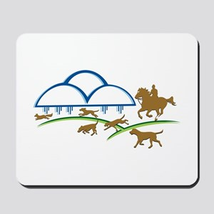 Cloudline Horse and Hound Mousepad
