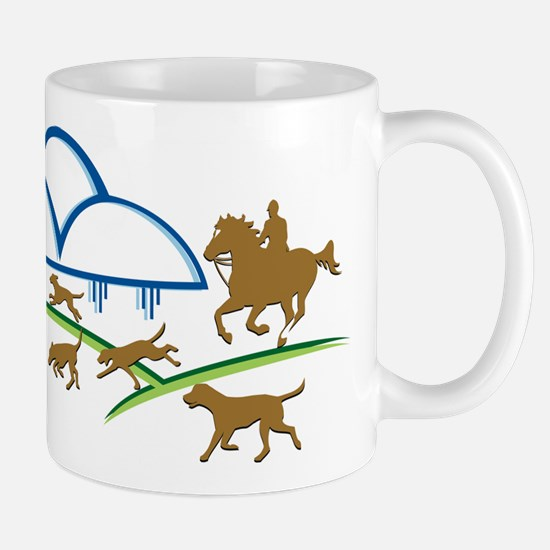 Cloudline Horse and Hound Mug