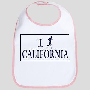 Men's I Run California Bib