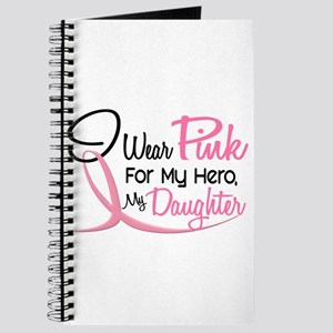 Pink For My Hero 3 DAUGHTER Journal