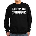 Lost in Thought Sweatshirt (dark)