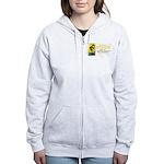 Better Dissatisfied Women's Zip Hoodie
