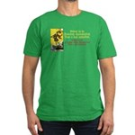 Better Dissatisfied Men's Fitted T-Shirt (dark)
