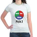 Good, Fast, Cheap Jr. Ringer T-Shirt