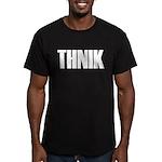 THNIK Men's Fitted T-Shirt (dark)