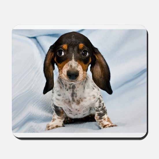 Speckled Puppy Mousepad