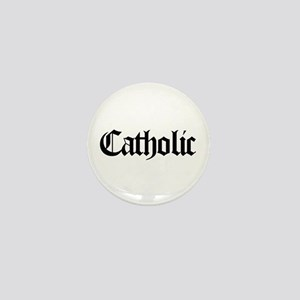 Catholic Mini Button