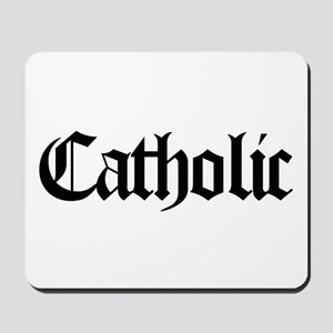 Catholic Mousepad