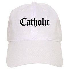 Catholic Baseball Cap