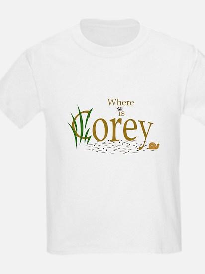 Funny Corey T-Shirt