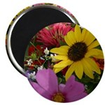 "Daisy 2.25"" Magnet (10 pack)"