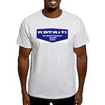 KBTR Denver 1965 -  Ash Grey T-Shirt
