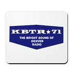 KBTR Denver 1965 -  Mousepad