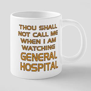 GH Call Alert 20 oz Ceramic Mega Mug