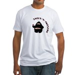Shock-N-Awesome Fitted T-Shirt
