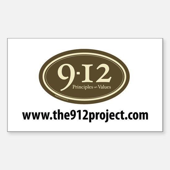 www.the912project.com Rectangle Decal