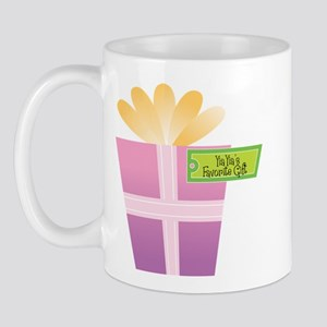 YiaYia's Favorite Gift Mug