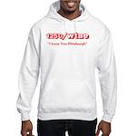 WTAE Pittsburgh 1973 - Hooded Sweatshirt