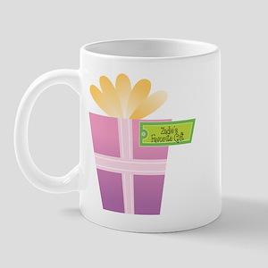 Zadie's Favorite Gift Mug