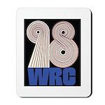 WRC Wash, DC 1973 -  Mousepad