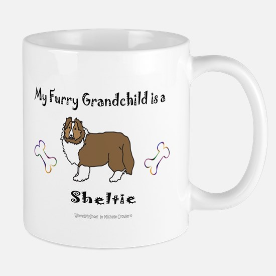 sheltie gifts Mug