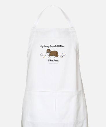 sheltie gifts BBQ Apron