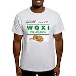 WQXI Atlanta 1964 -  Ash Grey T-Shirt