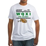 WQXI Atlanta 1964 -  Fitted T-Shirt