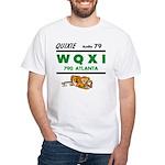 WQXI Atlanta 1964 - White T-Shirt