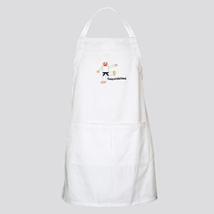 Black Belt Congratulations BBQ Apron