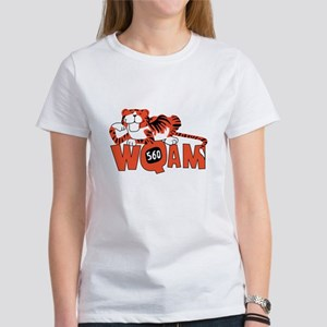 WQAM Miami 1965 - Women's T-Shirt
