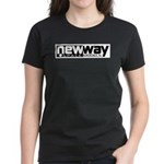 New Way Space Models Women's Dark T-Shirt