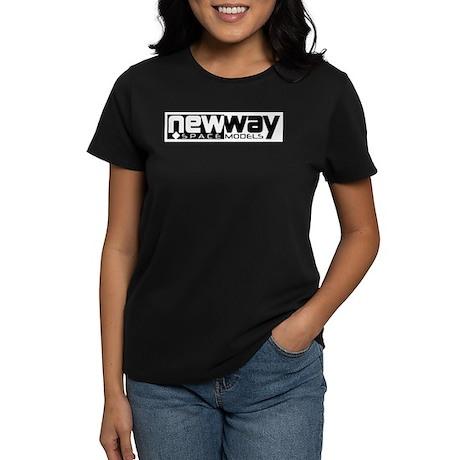 New Way Space Models Women's Dark T-Shirt
