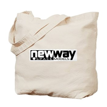 New Way Space Models Tote Bag